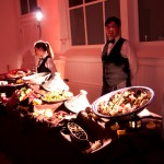 Cold buffet, Easy gourmet catering, London caterer