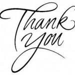 Thank-you Easy Gourmet London Caterer